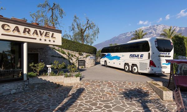 Reisebus von Gehle Reisen